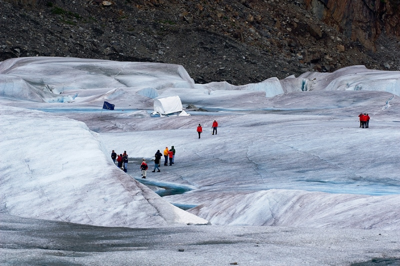 Juneau Helicopter Tours To The Glaciers