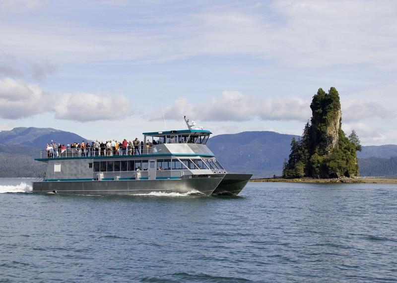 Misty Fjords Explorer Tour